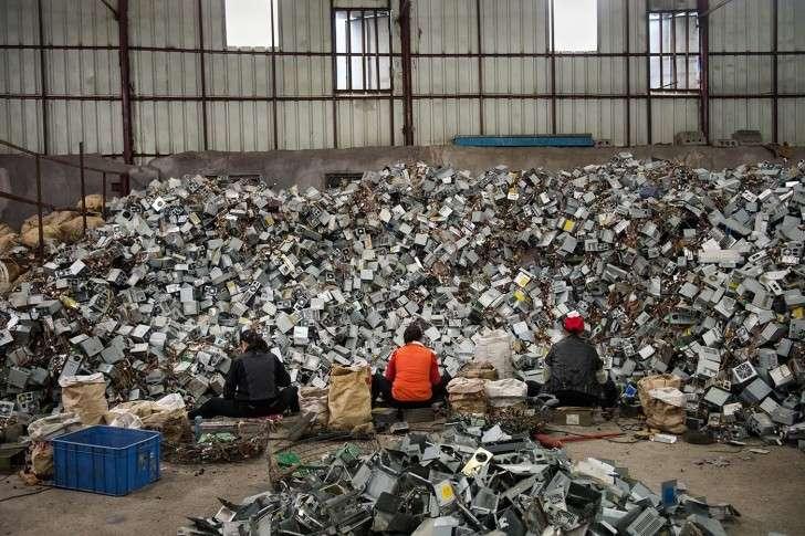 Экологический апокалипсис в Китае