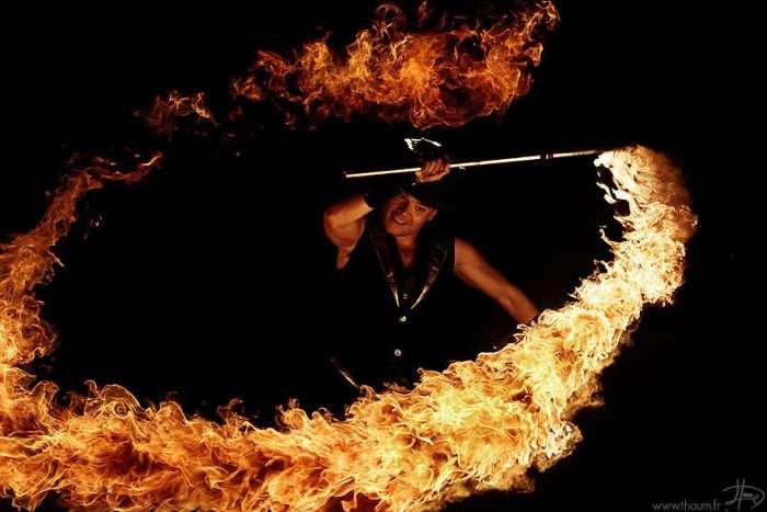Огонь!