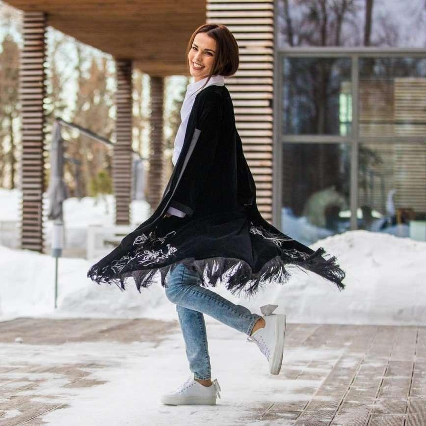 Сати Казанова рассказала, как разница в культурах укрепляет ее брак