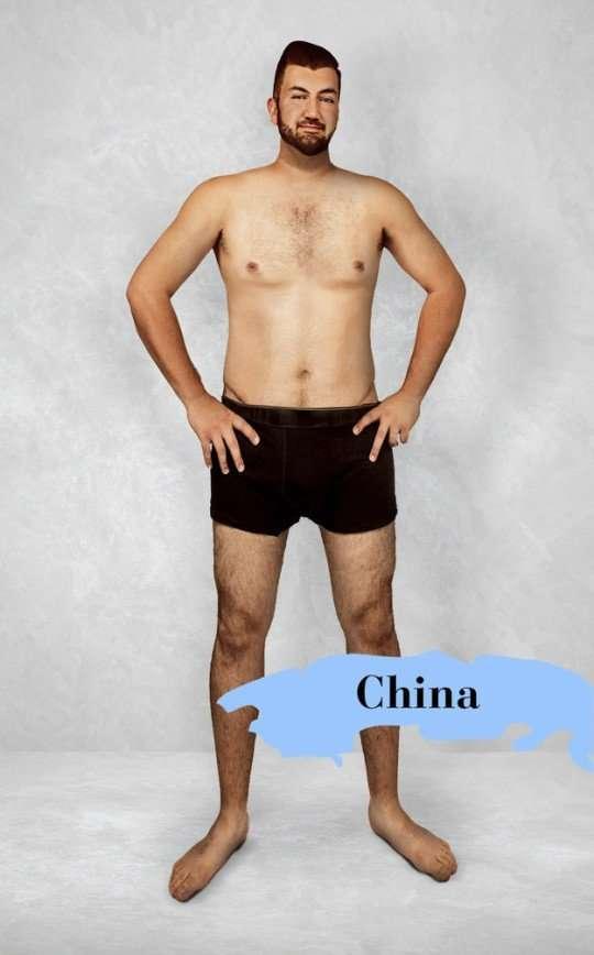 Стандарты мужской красоты в разных странах
