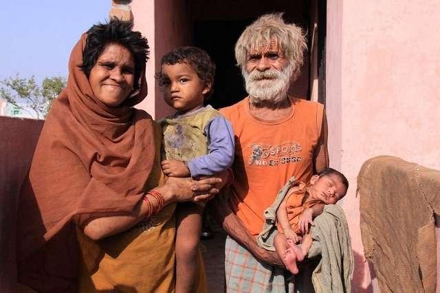 История о том, как стать отцом в 96 лет