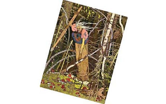 Русские сказки Ивана Билибина