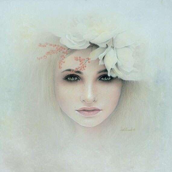 Нежные образы художницы Бек Уиннел