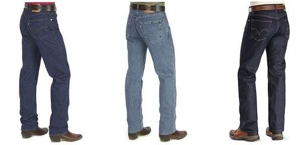 709a68df71ca41 Вибираємо чоловічі джинси: огляд фасонів і рекомендації - Elitbutik